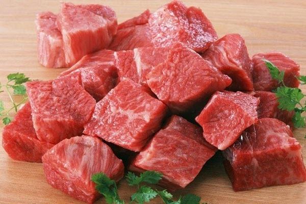 cách làm thịt bò nấu bí đỏ 3