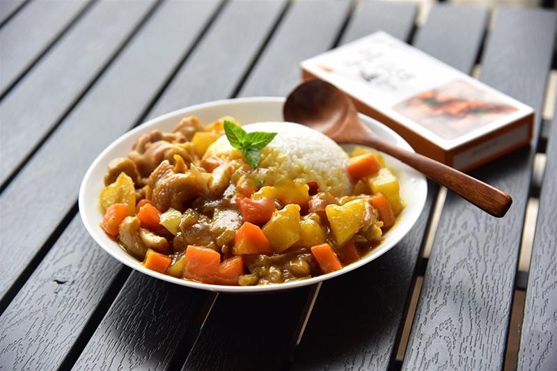 cách làm thịt bò nấu cà ri 10
