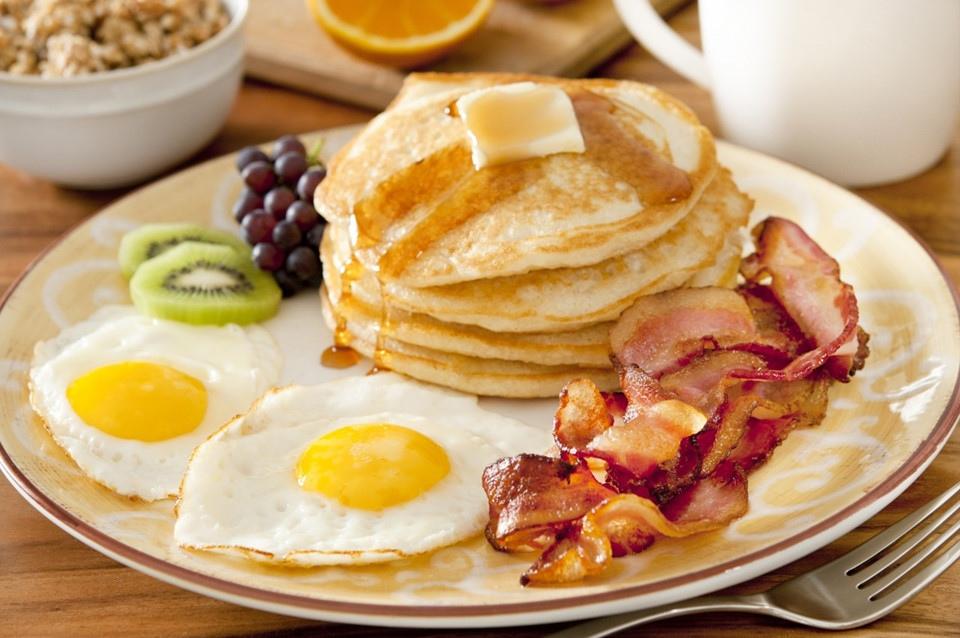 món ăn sáng 1