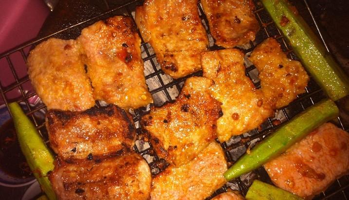nầm bò nướng sa tế 2