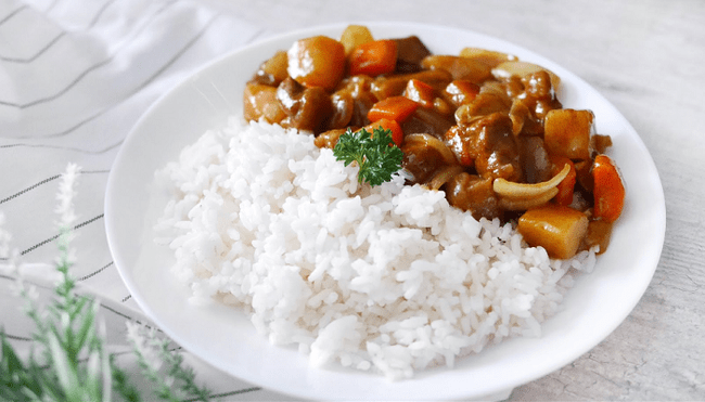 thịt bò nấu cà ri 1