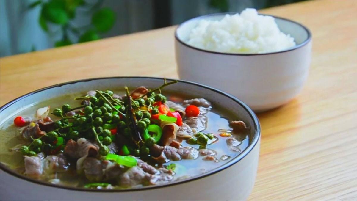 thịt bò nấu súp vị người Hoa 5