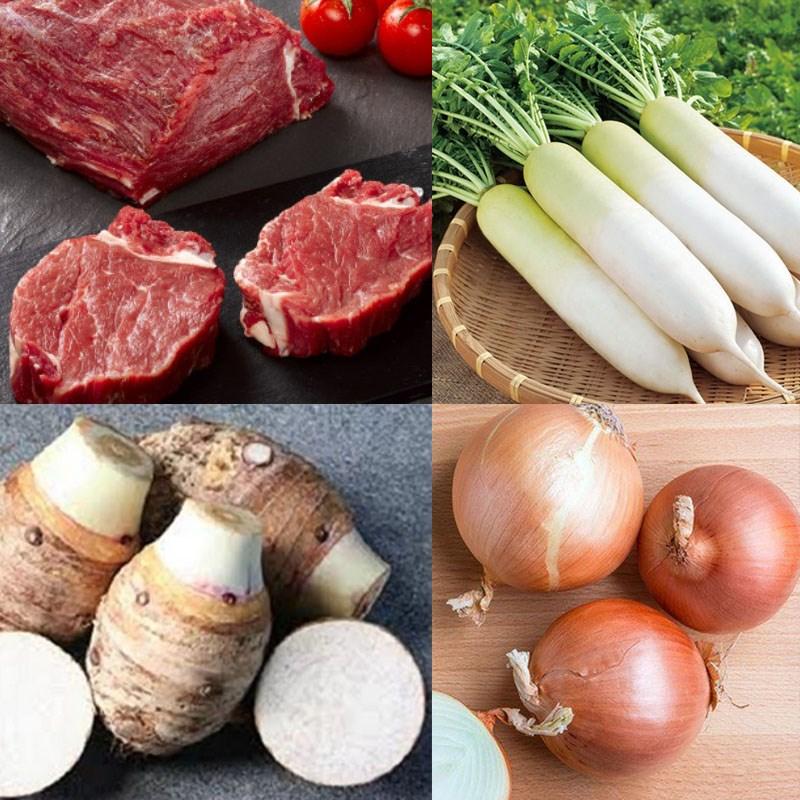 thịt bò nấu súp Hàn Quốc 1