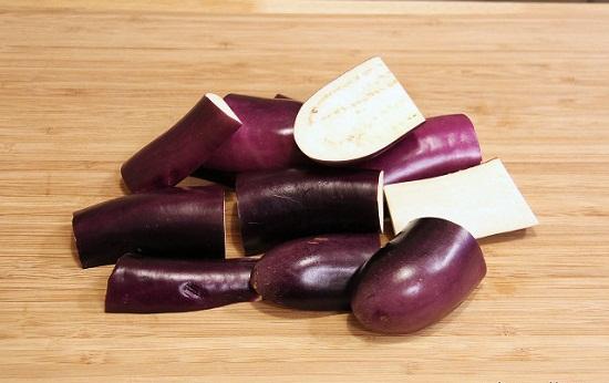 cà tím kho đậu hũ