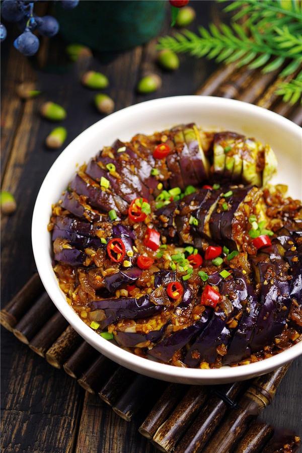 cà tím xào dầu hào Trung Hoa 7