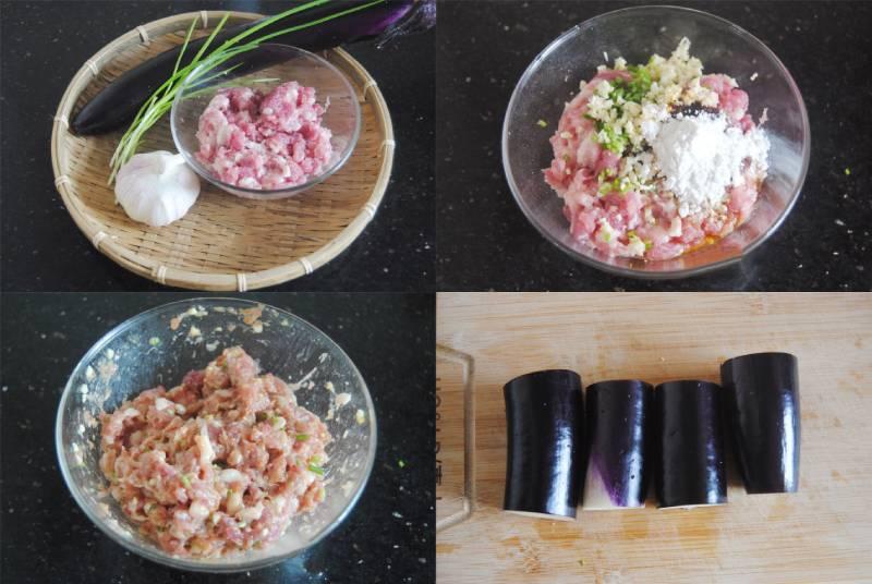 cà tím xào thịt bằm 2