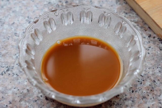 cà tím xào tỏi sốt chua ngọt 5