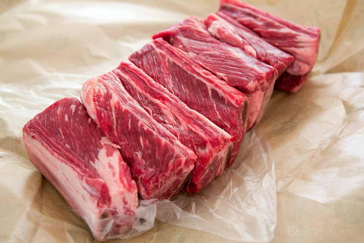 cách chọn sườn bò nướng 1