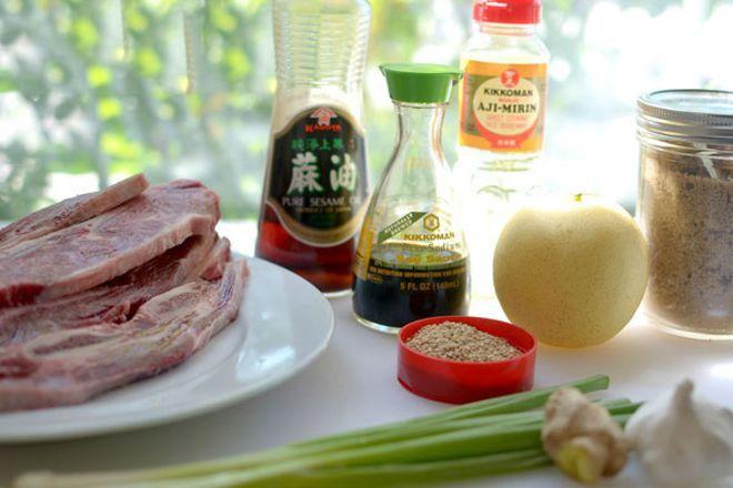 cách làm sườn bò nướng BBQ kiểu Hàn 1