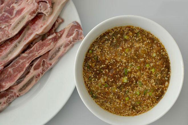 cách làm sườn bò nướng BBQ kiểu Hàn 3