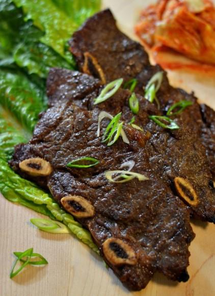 cách làm sườn bò nướng Hàn Quốc chuẩn vị 5