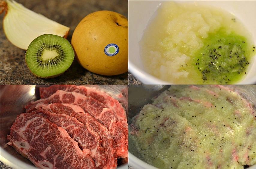 cách làm sườn bò nướng Hàn Quốc chuẩn vị 1