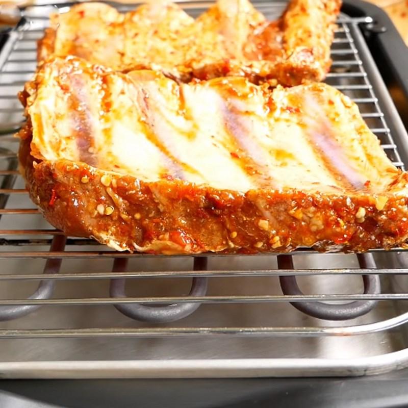 cách làm sườn bò nướng mật ong chuẩn nhà hàng 6