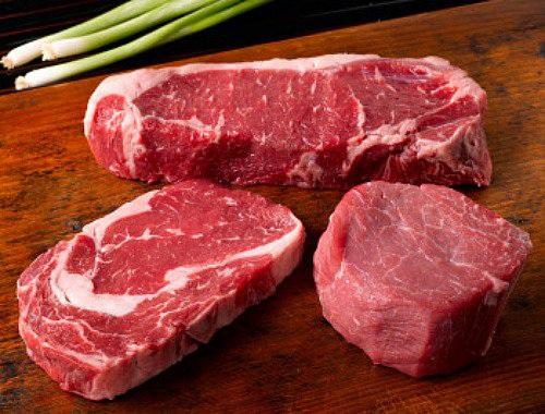 giá thịt bò mới nhất