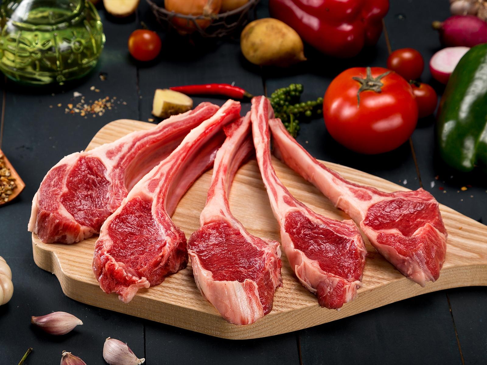 giá thịt cừu