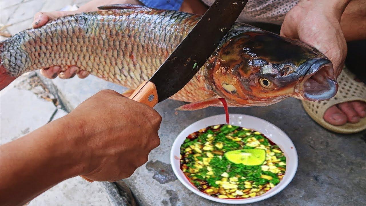 tiết canh cá 6