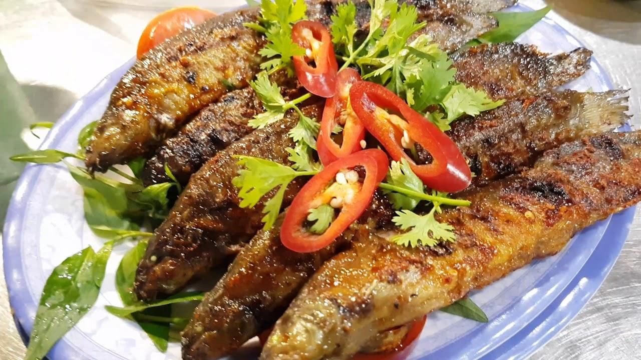 cá chạch nướng muối ớt 1