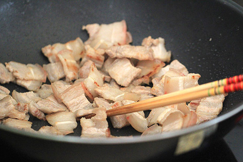 cá chạch kho chuối 6
