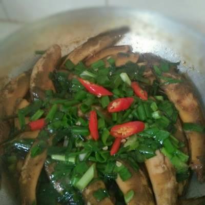 cá chạch kho nước dừa 3