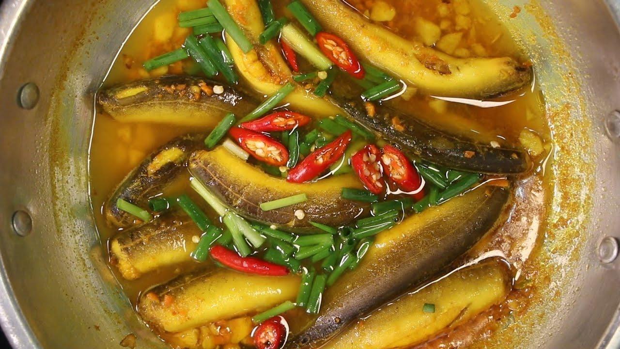 cá chạch nấu gì ngon 1