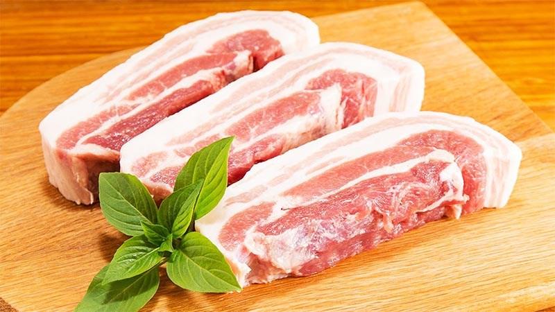 cách chọn nguyên liệu tôm rang thịt ba chỉ tươi ngon 2