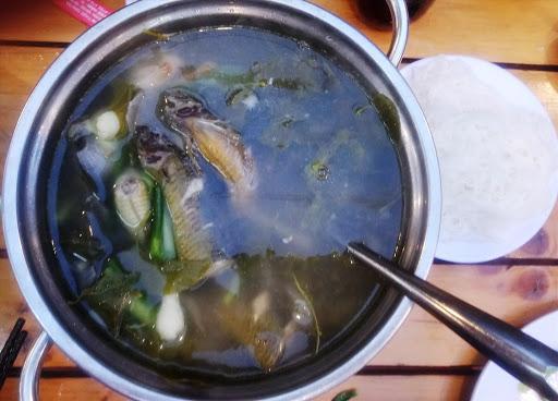 Cách làm cá chạch nấu lá giang