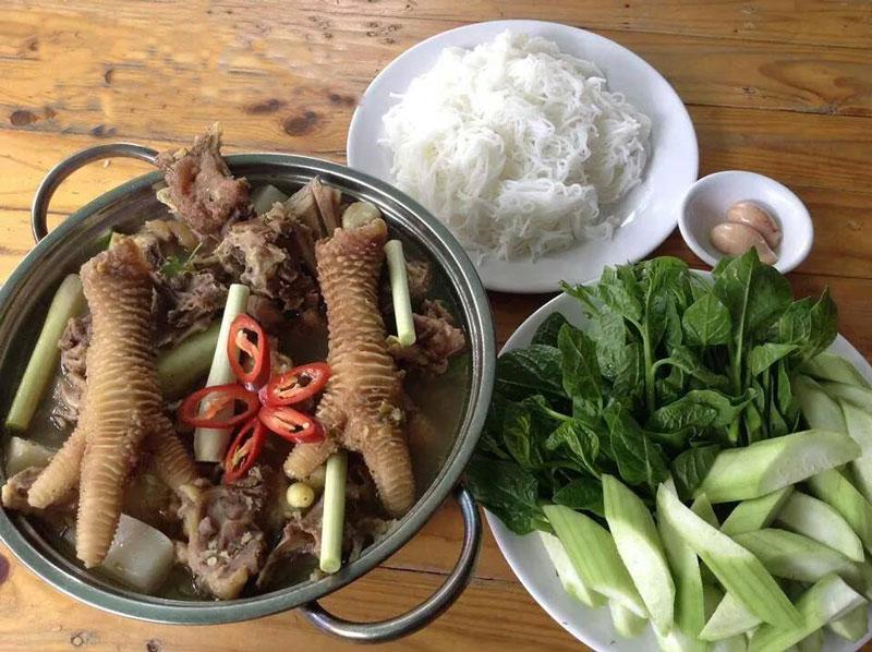 giá gà Đông Tảo