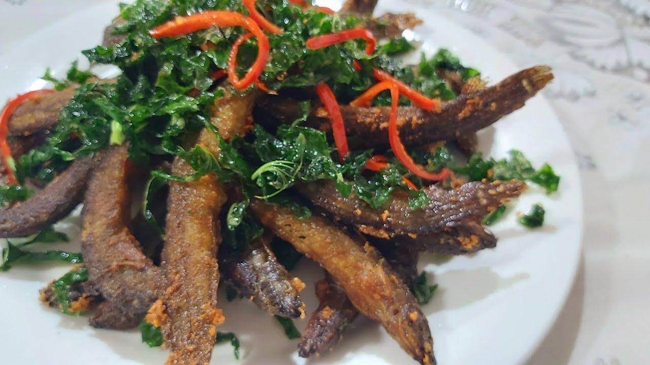những lưu ý với món cá chạch rán lá lốt 1