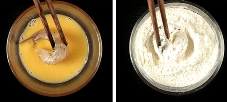 tôm rang trứng muối 7