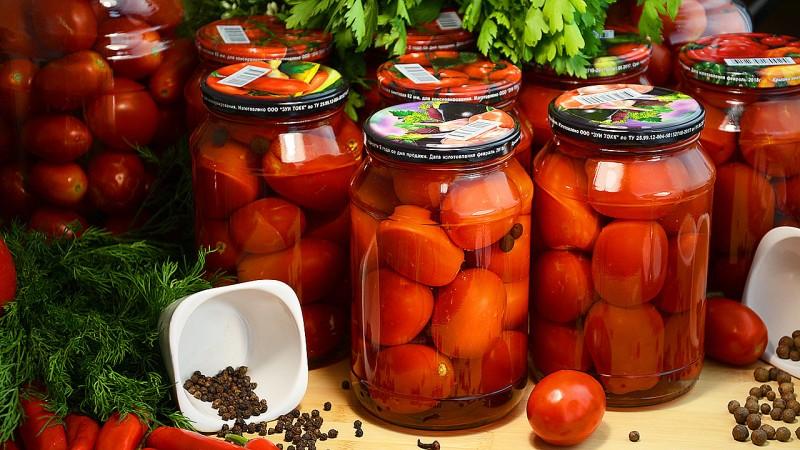 bảo quản cà chua bằng cách chế biến 3
