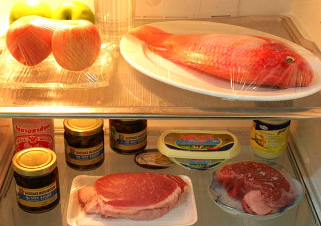 bảo quản cá trong tủ lạnh 1