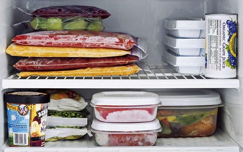 bảo quản cá trong tủ lạnh 4
