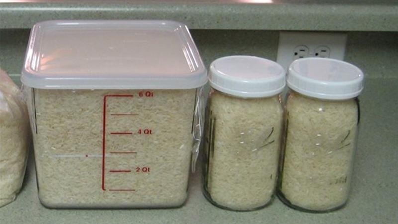 bảo quản gạo 2
