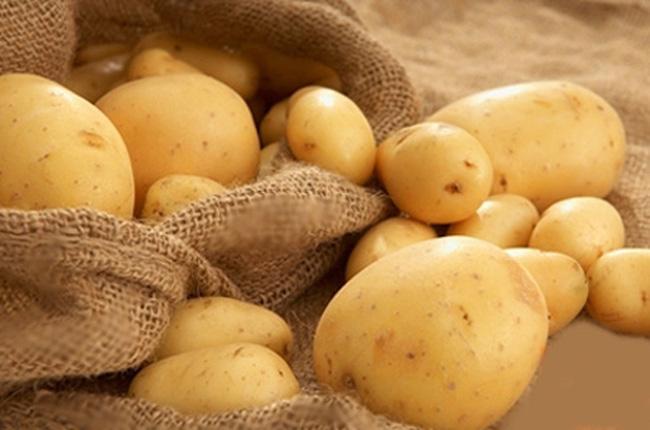 bảo quản khoai tây 1