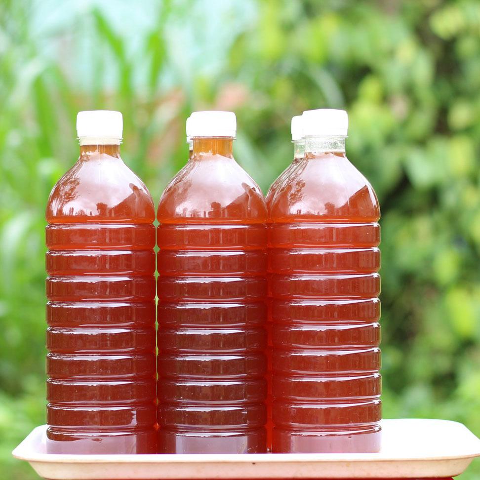 bảo quản mật ong bằng chất liệu gì 2