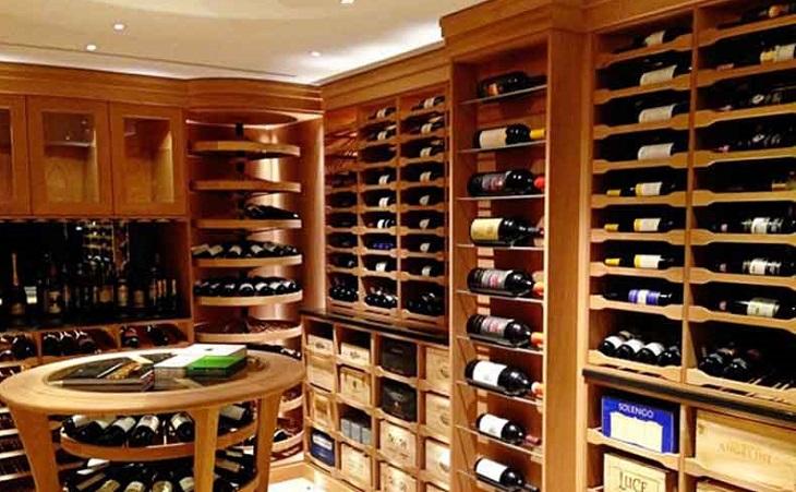 bảo quản rượu vang 5