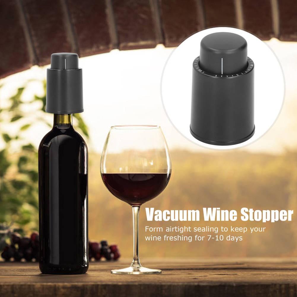 bảo quản rượu vang sau khi mở nắp 1