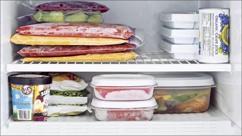 bảo quản thịt khi có tủ lạnh 3