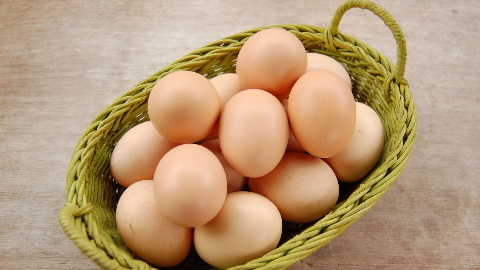 bảo quản trứng gà 1