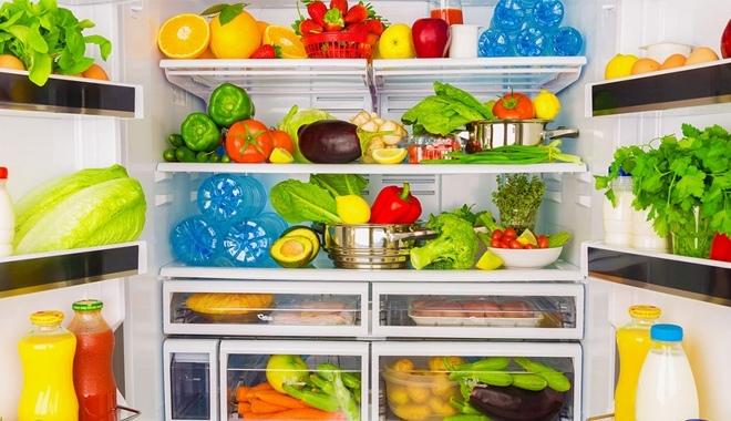 cách bảo quản rau trong tủ lạnh 1