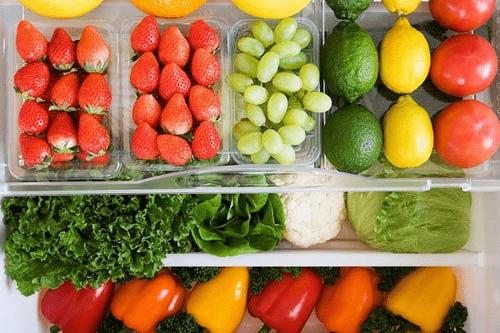 cách bảo quản rau trong tủ lạnh 2