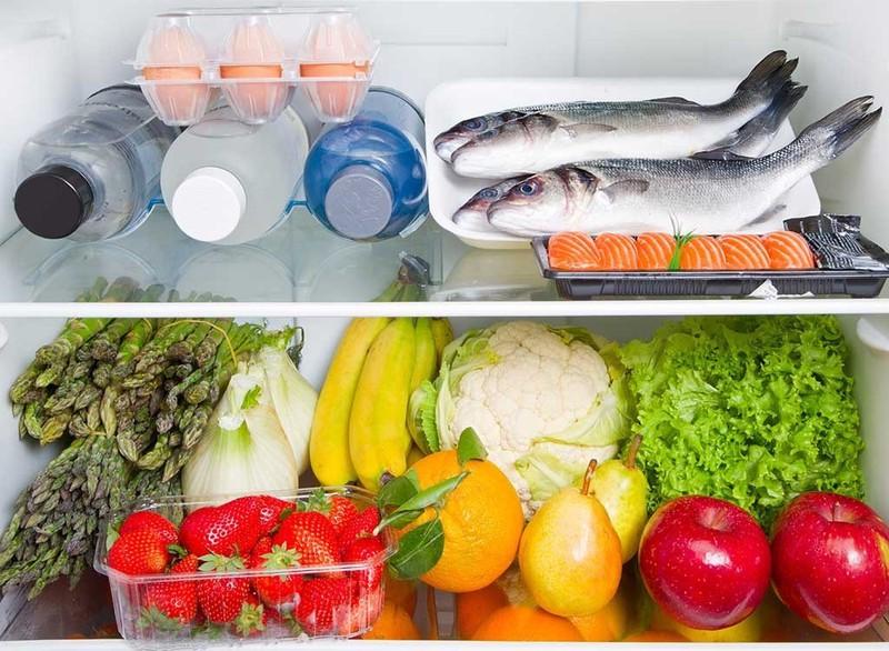 cách bảo quản rau trong tủ lạnh 5