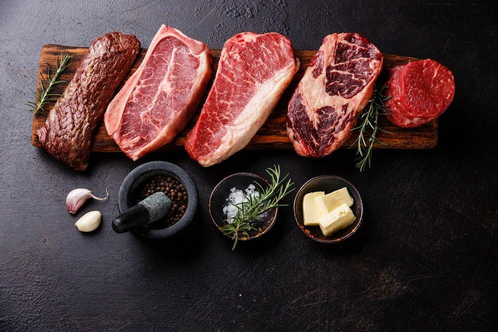 giá thịt bò Mỹ