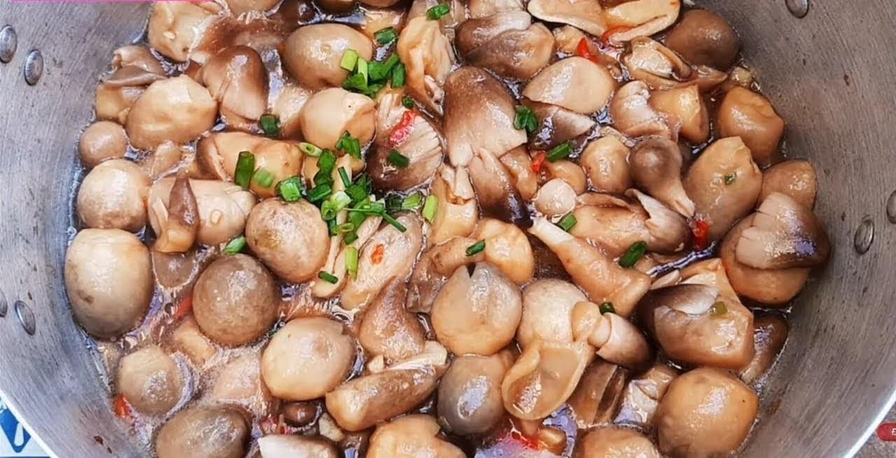 giá trị dinh dưỡng của nấm rơm 1
