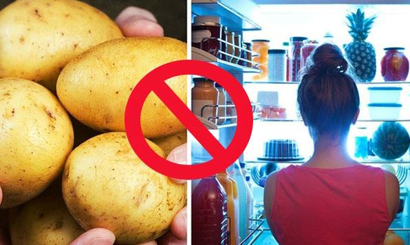 những lưu ý khi bảo quản khoai tây 1