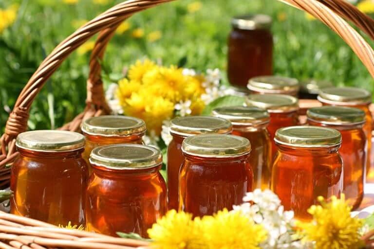 những lưu ý khi bảo quản mật ong 1