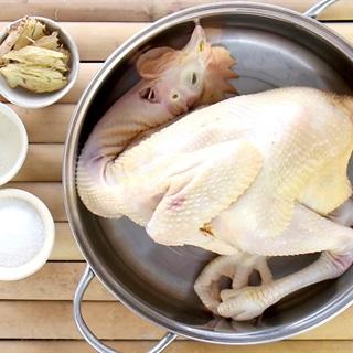 thịt gà kỵ gì 4