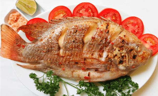 Cách làm cá diêu hồng chiên sả ớt thơm nức đơn giản tại nhà