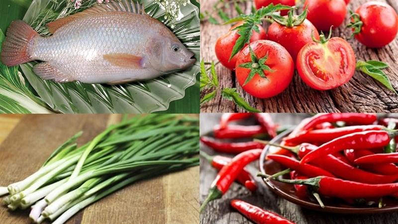 Cách làm món cá diêu hồng kho cà chua thơm ngon, đậm đà 2