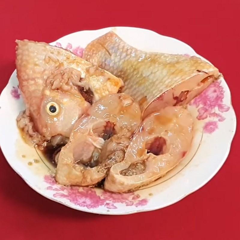 Cách làm món cá diêu hồng kho cà chua thơm ngon, đậm đà 5